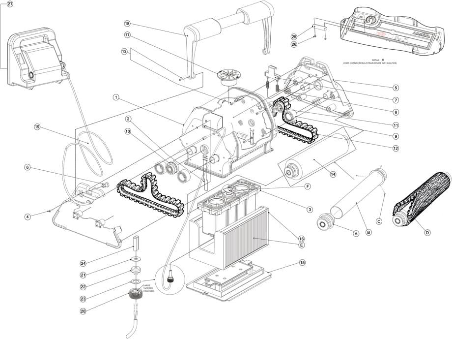 tiger shark wiring diagram shark rig diagram