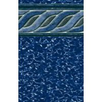Emerald Tile Beaded Liner 48 inch Standard Specifications 12 X 24 ft Oval