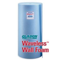 Gladon Waveless Wall Foam 100 Foot Roll